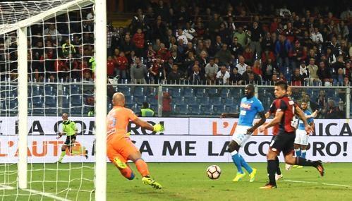Genoa-Napoli, lo scorso anno fu 0-0, riguarda le parate di Reina su Simeone (Video)