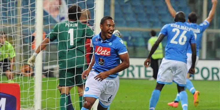 Genoa-Napoli, i precedenti, l'ultimo colpo azzurro con de Guzman (Video)