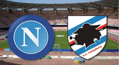 Napoli-Sampdoria, dirige La Penna, i precedenti della sfida