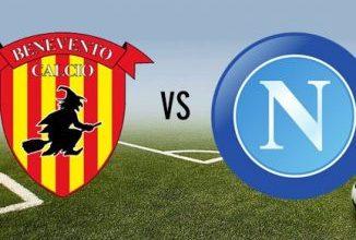 Benevento-Napoli, arbitro, precedenti e probabili formazioni