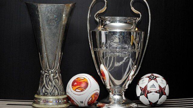 Tutti i giorni di Champions League ed Europa League