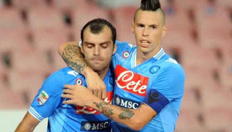 Napoli-Genoa, arbitro, precedenti e la promessa di Hamsik