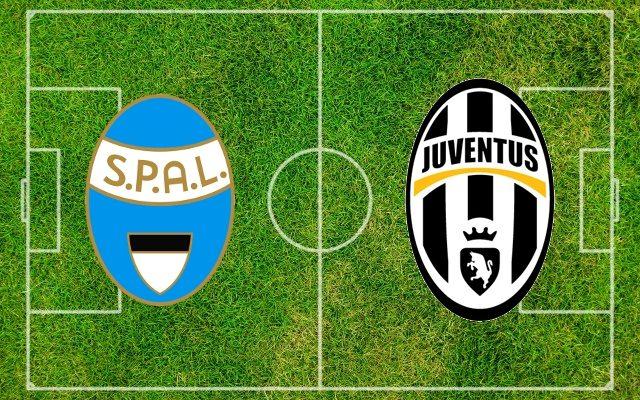 """Spal-lata""alla Juve, stop bianconero"