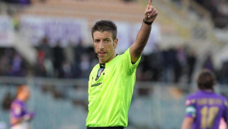 Fiorentina-Napoli, dirige Massa