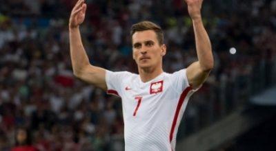 Polonia-Macedonia 2-0, il ritorno di Milik