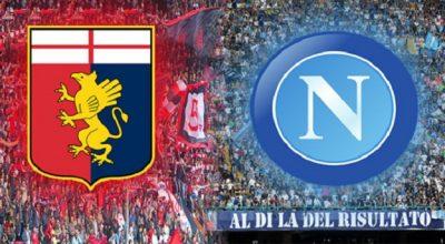 Genoa-Napoli, le formazioni ufficiali, Sanabtia con Pinamonti, Gattuso lancia Elmas