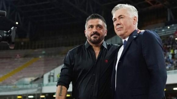 Ancelotti potrebbe dimettersi stasera, subentrerebbe Gattuso