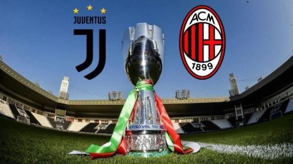 Juventus-Milan 1-0, Ronaldo-gol e Coppa ai bianconeri