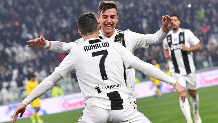 Juventus-Frosinone 3-0, tutto facile per i bianconeri