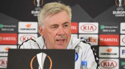 """Ancelotti in conferenza: """"Siamo a Salisburgo per vincere, niente calcoli"""""""
