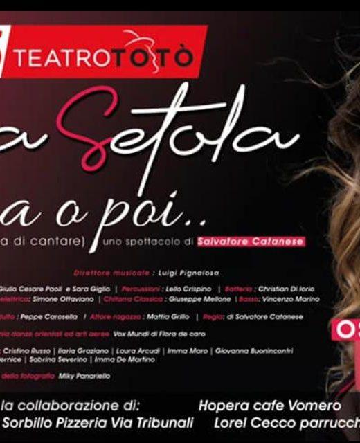 Milena Setola la Jennifer Lopez napoletana Anima e Soul