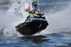 AQUABIKE, THOMS NICOLL FLY MOTOR SHOW AL CAMPIONATO ITALIANO A MILANO