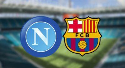 Napoli-Barcellona, ultimo test estivo, le probabili formazioni