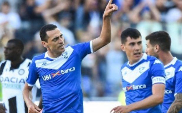 Udinese-Brescia 0-1, Romulo beffa i friulani