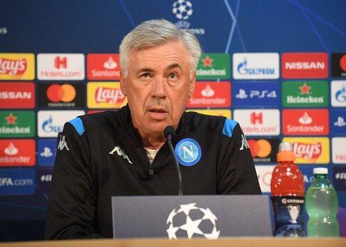 """Ancelotti in conferenza: """"Napoli-Liverpool servirà a dimostrare il nostro valore"""""""