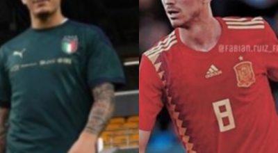 L'Italia ne fa cinque in Lichtenstein, esordio con assist per Di Lorenzo, Fabian pareggia con la Spagna