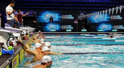 Le stelle del nuoto sbarcano a Napoli: alla Scandone è tutto pronto per l'International Swimming League