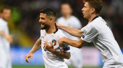 Bosnia-Italia 0-3, segna Insigne, tutti i risultati dei giocatori del Napoli