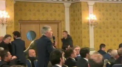 """Ancelotti chiede spiegazioni, Rizzoli ammette: """"In Napoli-Atalanta abbiamo sbagliato"""""""
