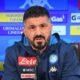I complimenti di De Laurentiis, Gattuso potrebbe restare a Napoli