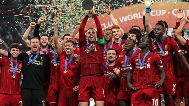 Il Liverpool è Campione del mondo, Flamengo battuto