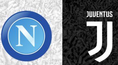 C'è Napoli-Juventus, arbitro, precedenti e probabili formazioni