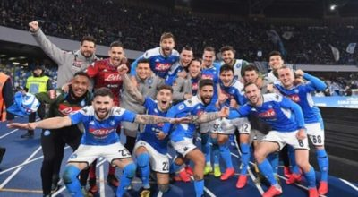 Orgoglio Napoli, 2-1 alla Juventus