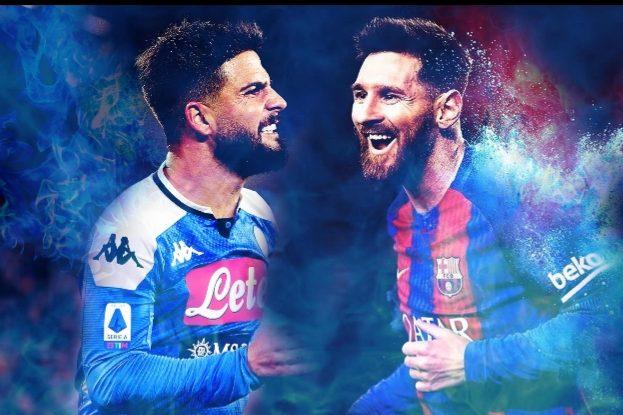 Napoli-Barcellona, le formazioni ufficiali, Lozano in tribuna