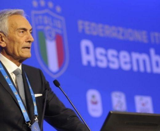 """FIGC, Gravina: """"La priorità è la salute, l'obbiettivo è finire i campionati"""""""