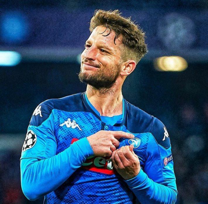 Mertens resta a Napoli, rinnovo vicino e Inter respinta