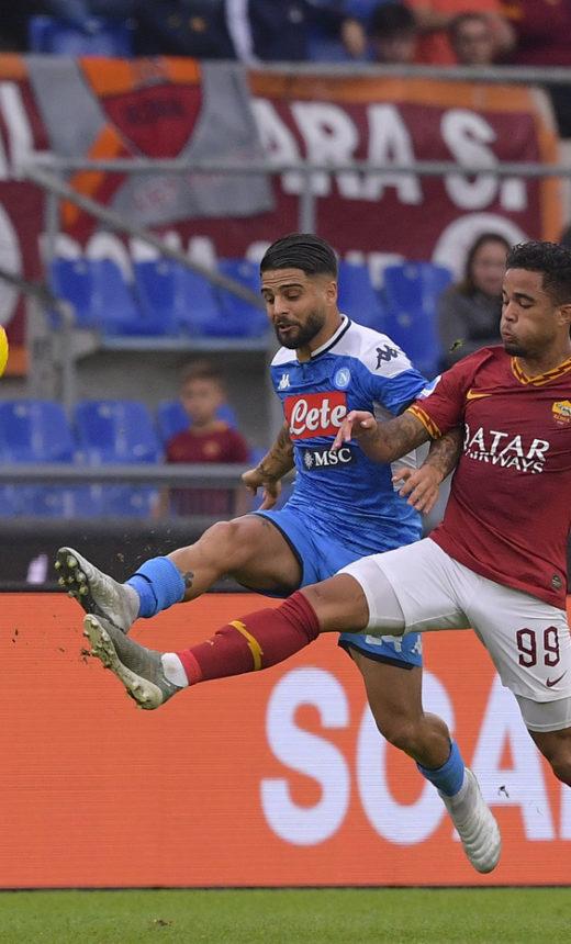 Domani sera Napoli-Roma al San Paolo, azzurri pronti al colpo di grazia