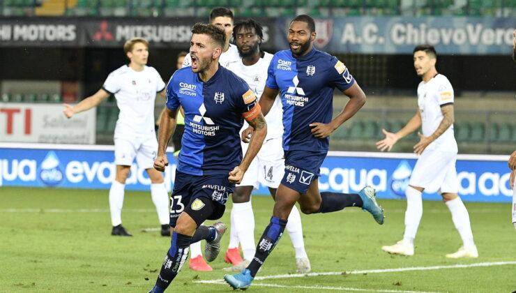 Playoff, Chievo-Spezia 2-0, primo round ai veronesi