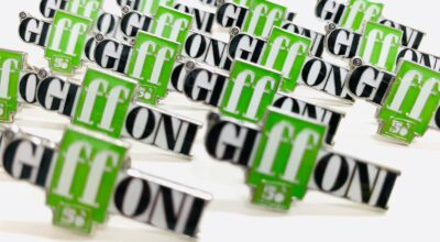 Giffoni Film Festival 2020: iPins realizza la spilla dei 50 anni della manifestazione
