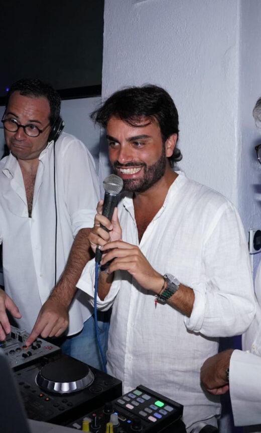 Grande festa al Blanco per l'onomastico di Lorenzo Crea