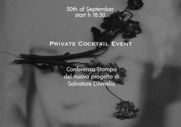 Minimal: Salvatore D'Amelio presenta la nuova collezione