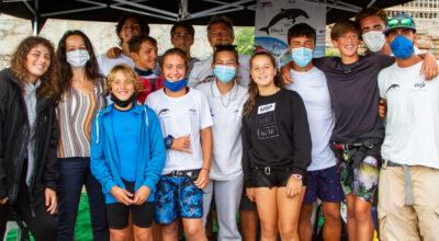 Nasce il progetto Black Dolphin: scuola di vela e sport del mare dei Campi Flegrei