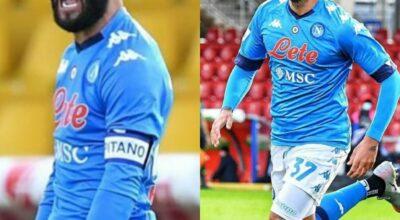 Benevento-Napoli 1-2, botta e risposta tra gli Insigne, poi decide Petagna