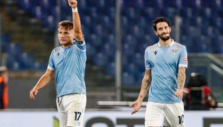 Lazio-Bologna 2-1, Luis Alberto e Immobile riportano i biancocelesti alla vittoria