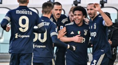 Juventus-Bologna 2-0, Arthur e McKennie a segno