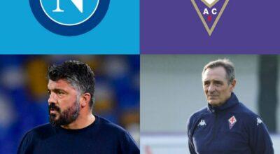 Napoli-Fiorentina, le formazioni ufficiali, c'è Demme, Callejon torna a Fuorigrotta