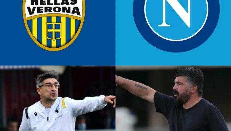 Hellas Verona-Napoli, arbitro, precedenti e probabili formazioni