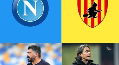 Napoli-Benevento, le formazioni ufficiali, torna Mertens