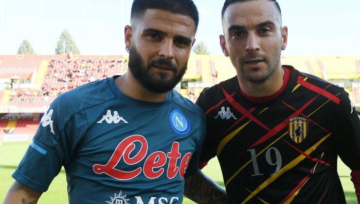 Napoli-Benevento, arbitro e precedenti
