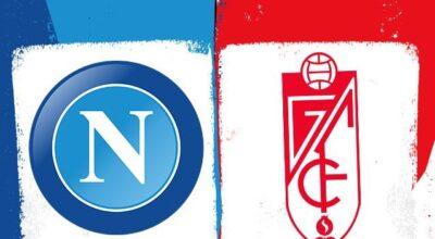 Napoli-Granada, le formazioni ufficiali, Gattuso con la difesa a tre