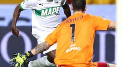 Benevento-Sassuolo 0-1, un autogol condanna i sanniti