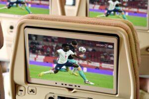 Emirates offre un'estate di sport dal vivo: EURO 2020 e Olimpiadi di Tokyo sulla piattaforma di intrattenimento ICE