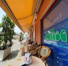 Ischia, riapre il Bar Calise     Si parte giovedì con Ischia Porto, il 26 giugno tocca alla sede di Piazza degli Eroi
