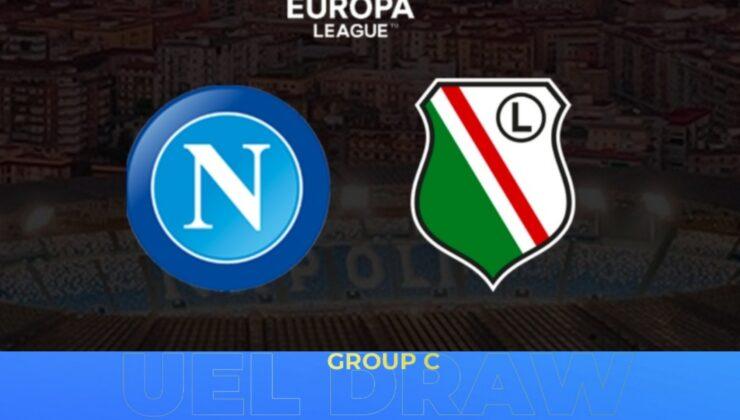 Napoli-Legia Varsavia, le formazioni ufficiali, Mertens punta centrale