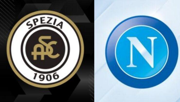 Spezia-Napoli, arbitro, precedenti e probabili formazioni
