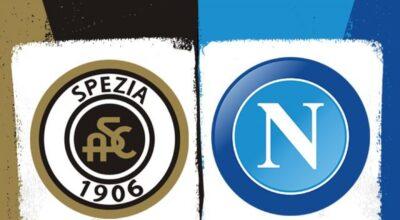 Spezia-Napoli, le formazioni ufficiali, Osimhen guida l'attacco